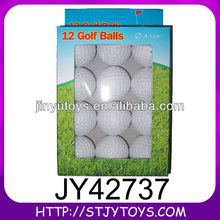 White Color Golf Ball 4.1CM