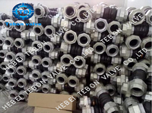 with price rubber expansion joints /galvanized rubber expansion joint/flange type rubber expansion joint