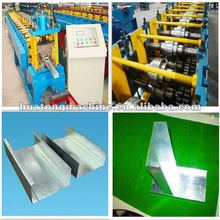 Metal stud joint roller machine