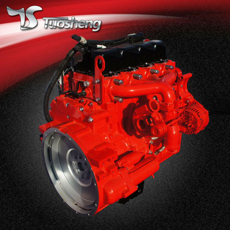 Cummins 160HP small diesel engines ISF2.8s4161P 4-cylinder car engine