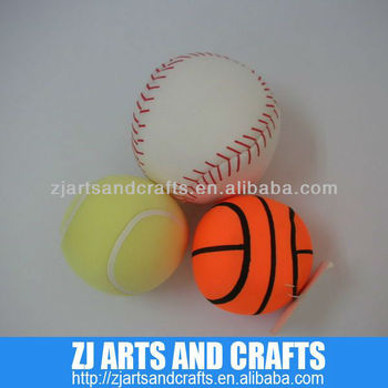 Microbeads sports ball pillow toy pillow