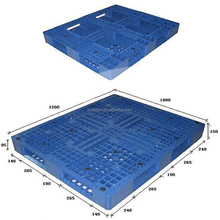 1200*1000*150mm Primary Shaping Single Faced Heavy Duty Mesh plastic pallet