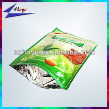exquisite printing tea packaging bag