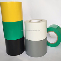 Different Colors PVC duct tape pipe wrapping tape
