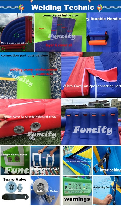 Commercial Inflatable Sea Water Park Toys ,Inflatable Floating Water Park For Adults And Kids