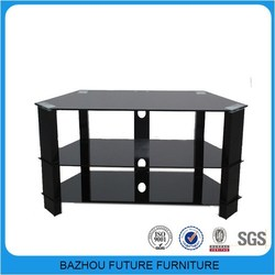 express cheap Home Furniture unique painting glass TV stands