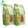 customized laminated material plastic bag freeze dried durian packing dried fruit bags