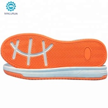 Factory Hot Sale Young People Rubber Casual Shoes Sole for Adult Sneaker Shoes Outsole