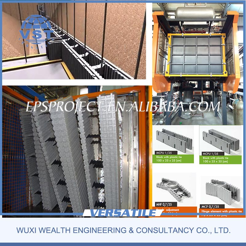 ICF machine ,icf blocks for construction