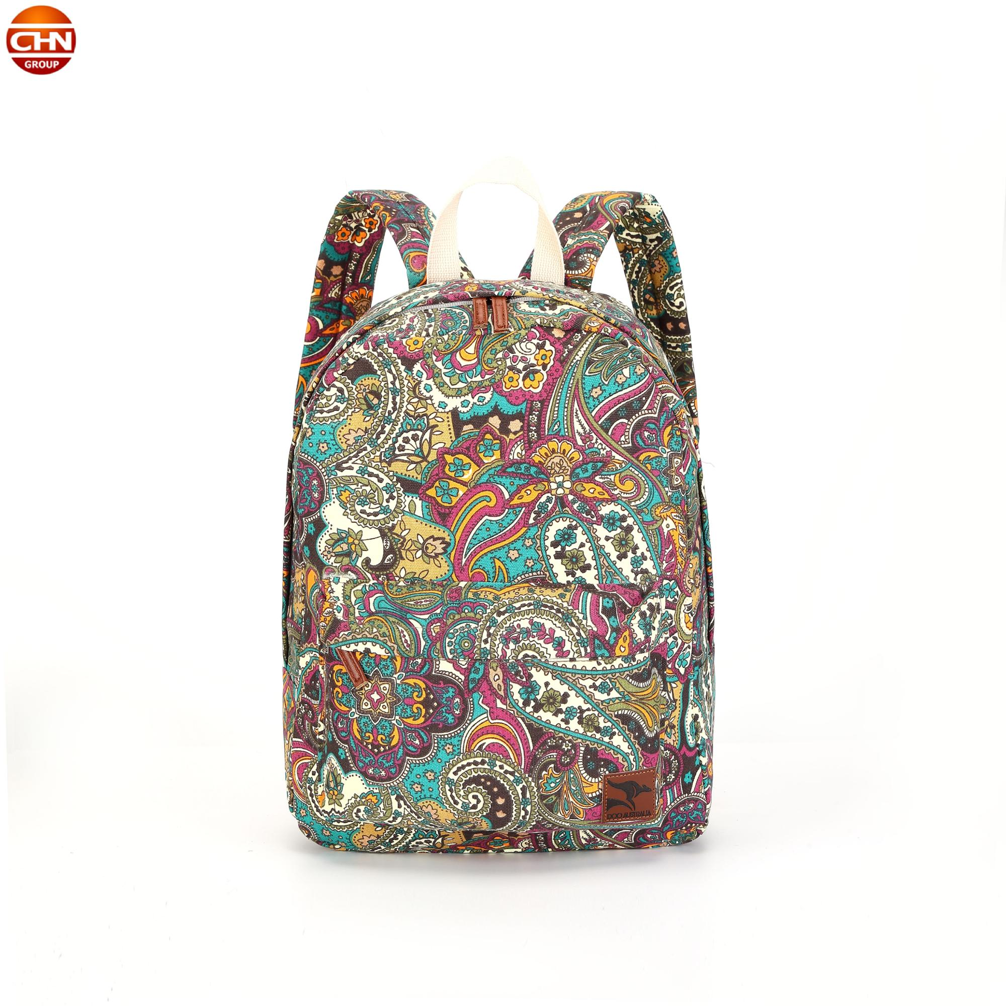 fashionable school backpack 2018 high school backpacks girls backpack