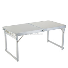 Wholesale outdoor leisure metal folding table JF-15-22