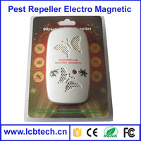 Hot sale electronic ultrasonic pest repeller catch mice rat rodent control