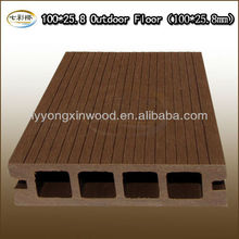 outdoor decking, guangzhou wpc decking project