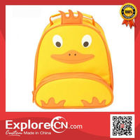 kids animal shape lunch box cooler bag