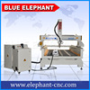 ELE-1325 DSP control system 3 axis cnc machine, High Z axis travel cnc router machine for aluminum