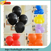 High Quality 12inch Black Plain Balloon
