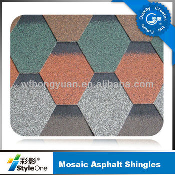 asphalt roof tile manufacturer with 15-year experience