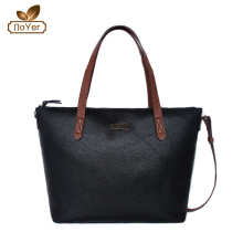 Fashion branded woman leather bags designer ladies' handbag at low price