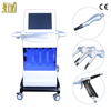 Oxygen Jet Therapy Water Dermabrasion Facial Machine/Oxygen Water Jet Peeling / oxygen mask machine with CE