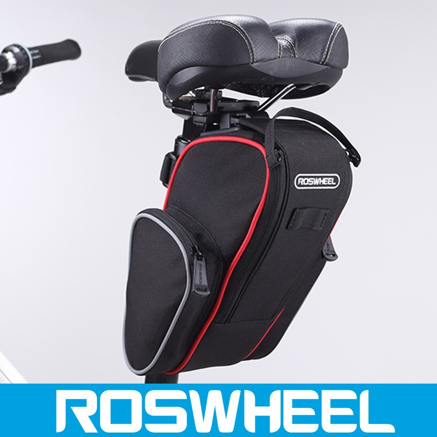 High Quality Saddle Pouch Rear Seat Bicycle Bag Waterproof 13890-6 bag bike