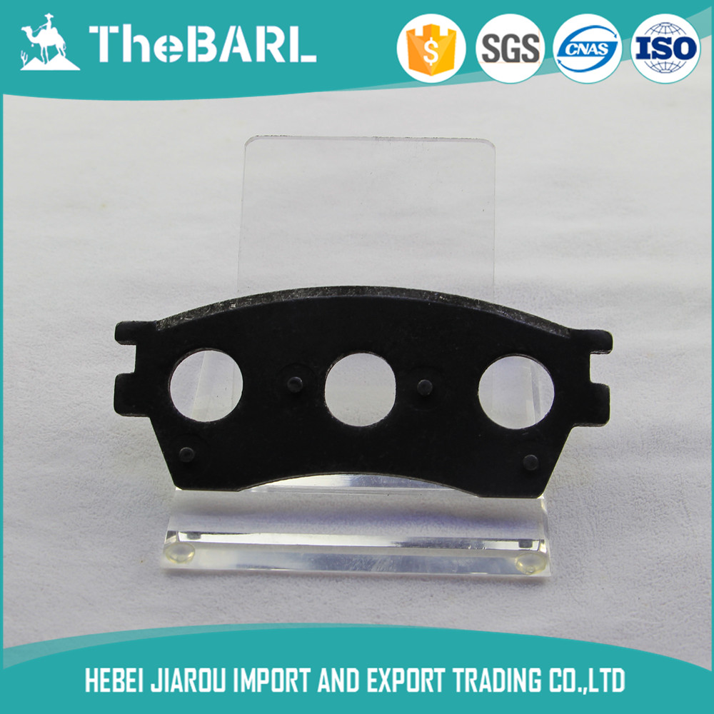 Factory direct brake back plate for saab 9000