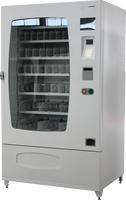 Hot Selling Automat Food and Cold Drink Vending Machine