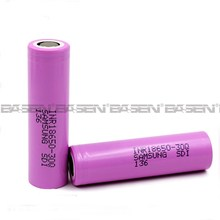Fast shipping Samsung 30Q High drain rechargeable Samsung li ion battery 18650 3000mah