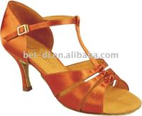 High heel latin shoes