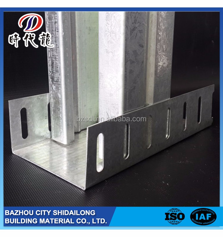 Best selling widely use promotional lightweight steel framing