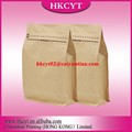 Direct Factory Price Brown kraft paper box for food packaging hot on sale