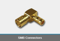 SMB Connector for Instrumentation