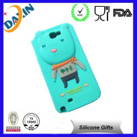 Fancy Customize Korea Design Silicone Phone Case for iPhone 5/5s