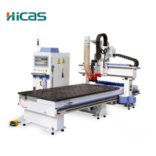 Hicas Wooden Door 1325 Cnc Router Engraving Machine