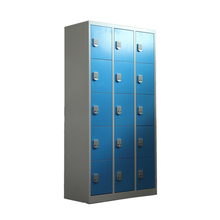 Metal Storage Cabinet with Sensor Lock, electronic locker