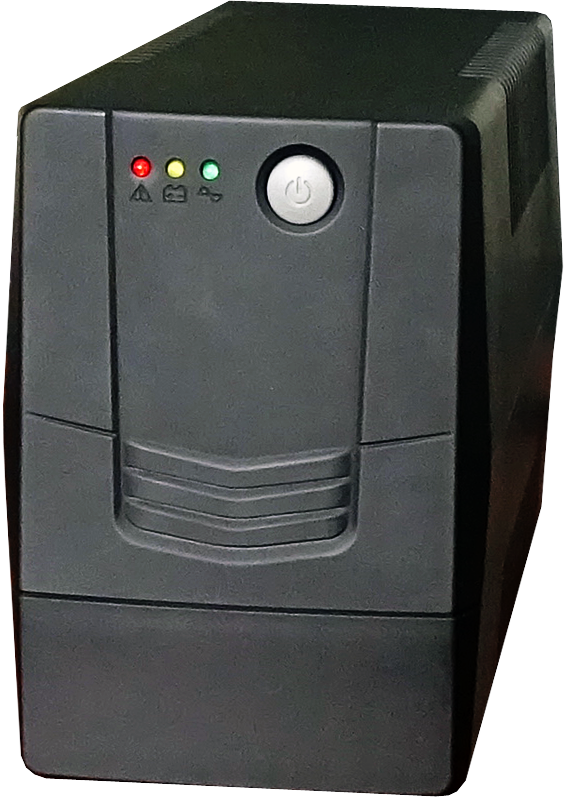 SB-K series Line-interactive 800va UPS with battery LED Display