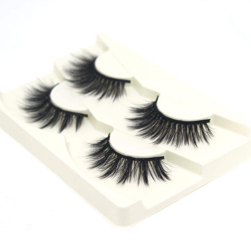 Private Labeling Magnetic Eyelashes for Magnetic Eyeliner Magnetic Eyelashes