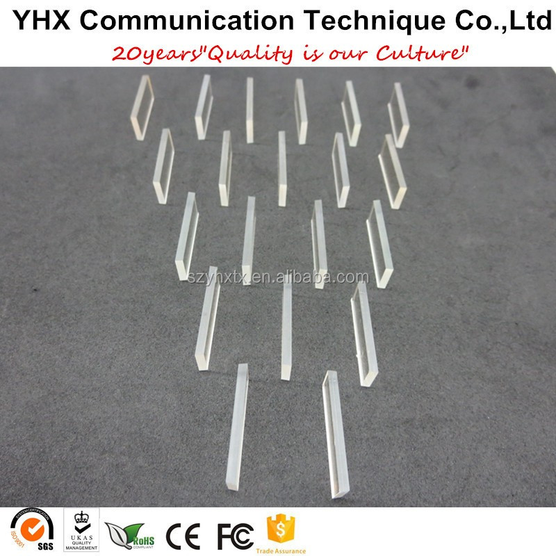 1x2,1x4,1x8,1x16,1x32,1x64 Low Polarization Loss Optical plc splitter chip