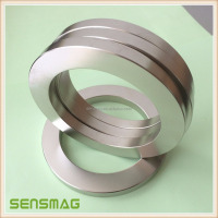 N35~ N55 Neodymium Iron Boron permanent magnet big ring