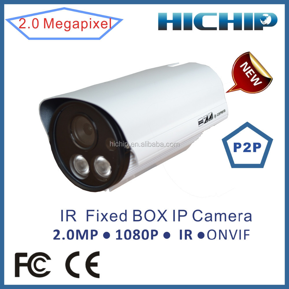 Hichip cctv Cameras professional outdoor poe 1080p full hd 2MP IP Camera