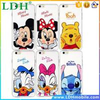 Funny Minnie Mickey Cartoon Soft TPU Case For Apple iPhone 5 5s 5/5s 5SE SE Characters IMD gel Back Cover Skin Coque Capa Para