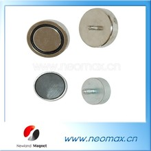 Cupped Magnet Sets / Hook & Eyebolt Clamping Magnets