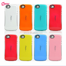 Hot selling iFace mall 360'' Protective Case for apple iphone5c, for iphone 5c iface mall case cover