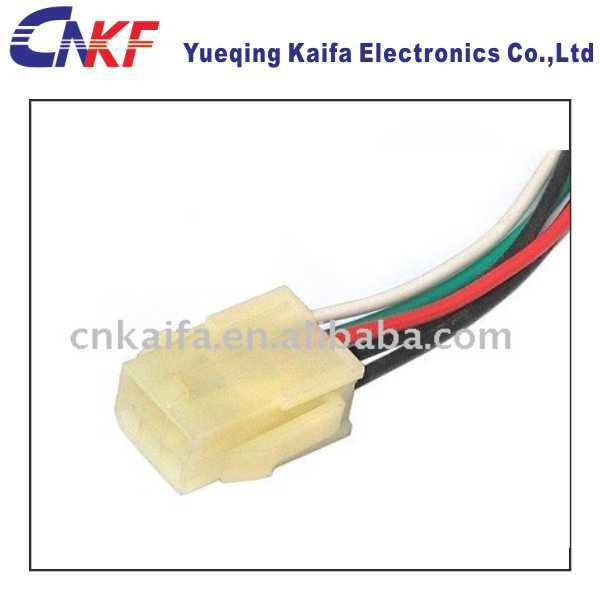 auto electrical harness for 5559 connector 6Pin