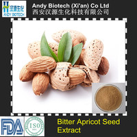 Hot Sale High Standard 10:1 Bitter Apricot Seed Extract Powder