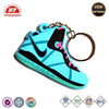 2015 top quality wholesale Soft-PVC Air Sneaker keychain