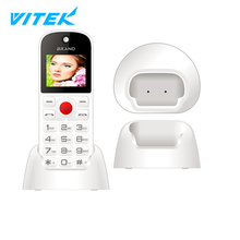 VTEX 1.77 inch New products Bulk No Camera old man mobile phone,Small gsm desk phone