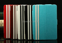 For iPad Mini & Mini 2 Retina PU Leather Slim Fit Skin Smart Case Cover Stand
