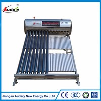 Stainless Steel Eco Friendly Solar Energy