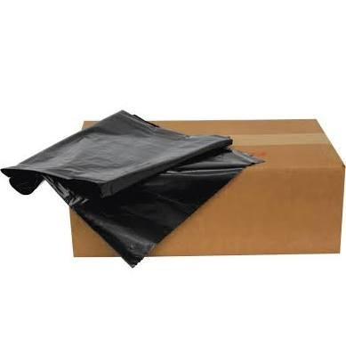 "wholesale tb-227 black Trash Bag 55 Gallon 1.5 Mil 38"" x 58"" Low Density Can Liner garbage bag"