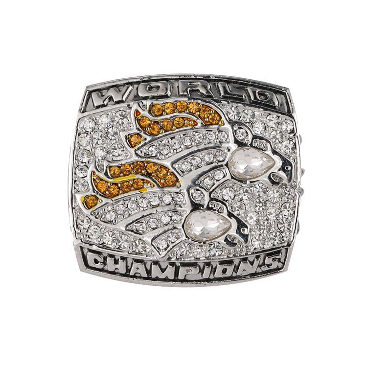 NFL Football Denver Broncos In 1998 Super Bowl Championship Ring
